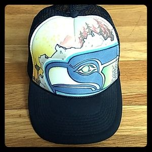 Other - Seahawks Custom Made Hat